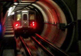 Förarlöst tåg