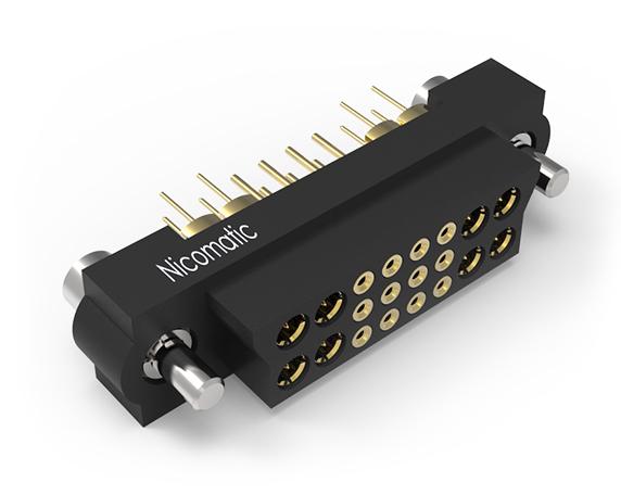 Nicomatic CMM 340 kablage